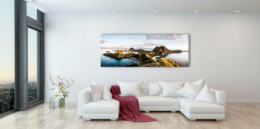 Kunst lenen voor het oplaeuken van je woning
