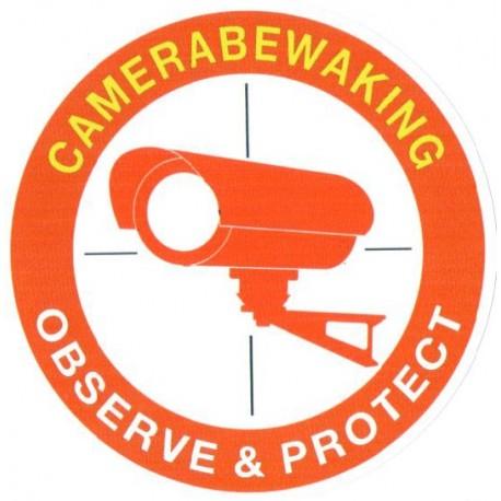 camerabewaking waarschuwing