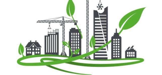 Duurzame woningen van herbruikbare materialen